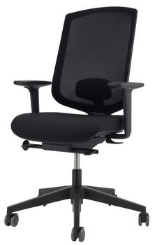 silla de oficina,O4001, asiento tapizado: Cubierta textil ...